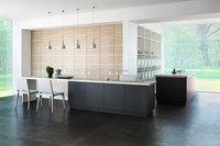 scavolini qi kitchen set 3D model