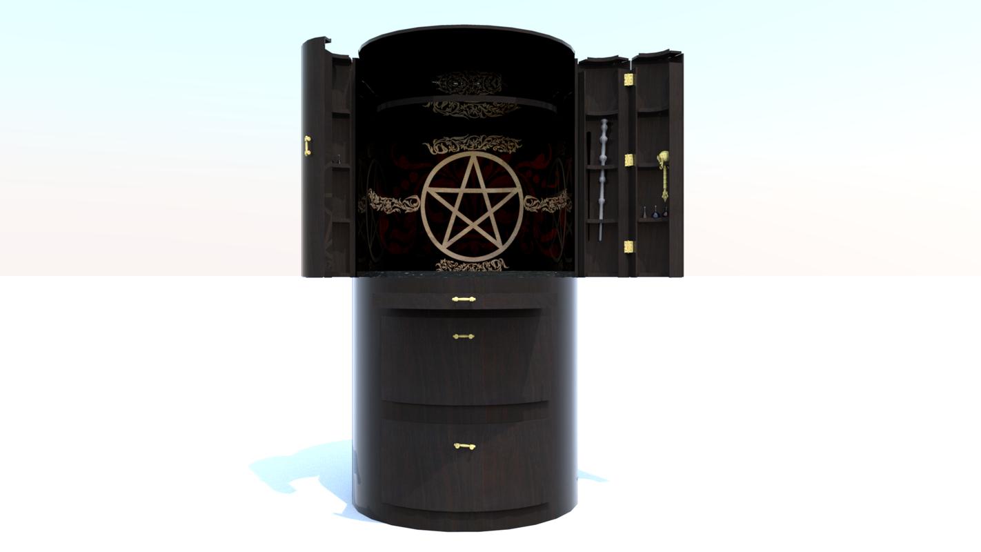altar model