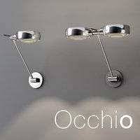 wall lamps occhio sento 3D model