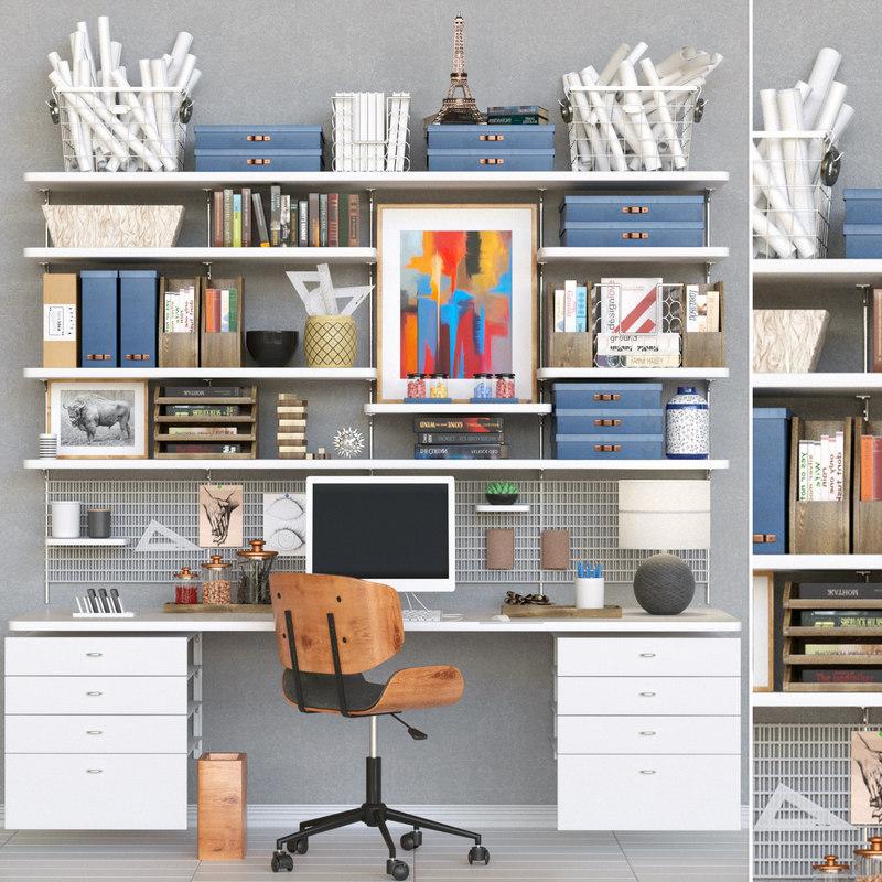 offices 3D