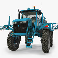farm sprayer generic 3D
