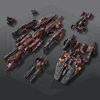Spaceships Vol.03
