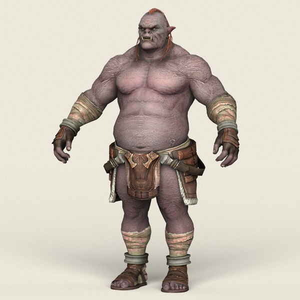 ready orc model
