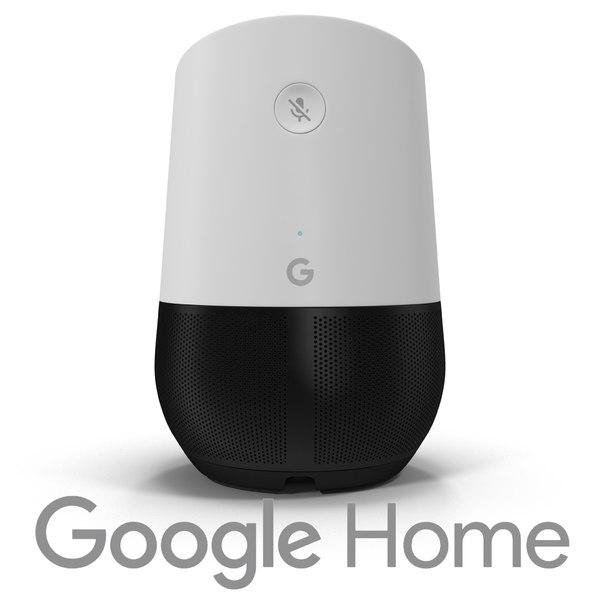 3D google home