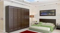 bedroom interior bed model