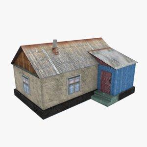 3D russian home 1