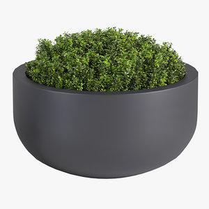 pots city bowl l model