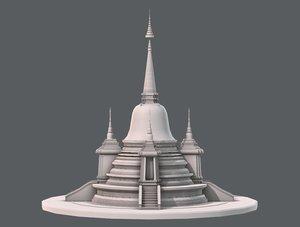 pagoda v02 3D