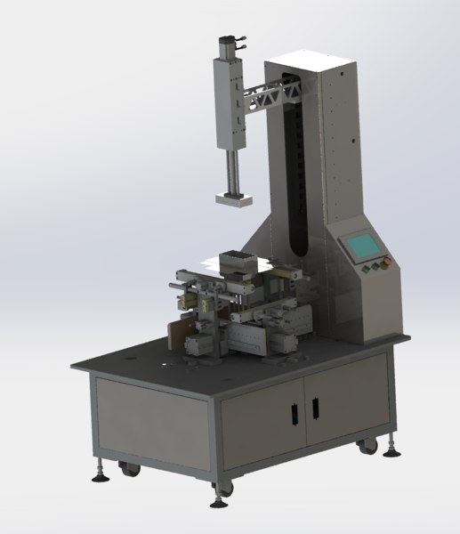 3D carton packaging machine