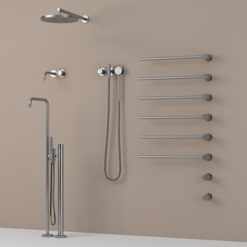 vola faucets 3D model