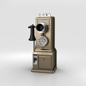 phone telephone gray model