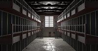 3D interior prison cells
