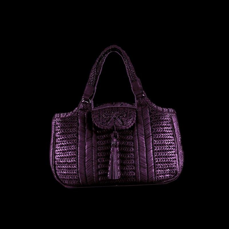 wicker bag model