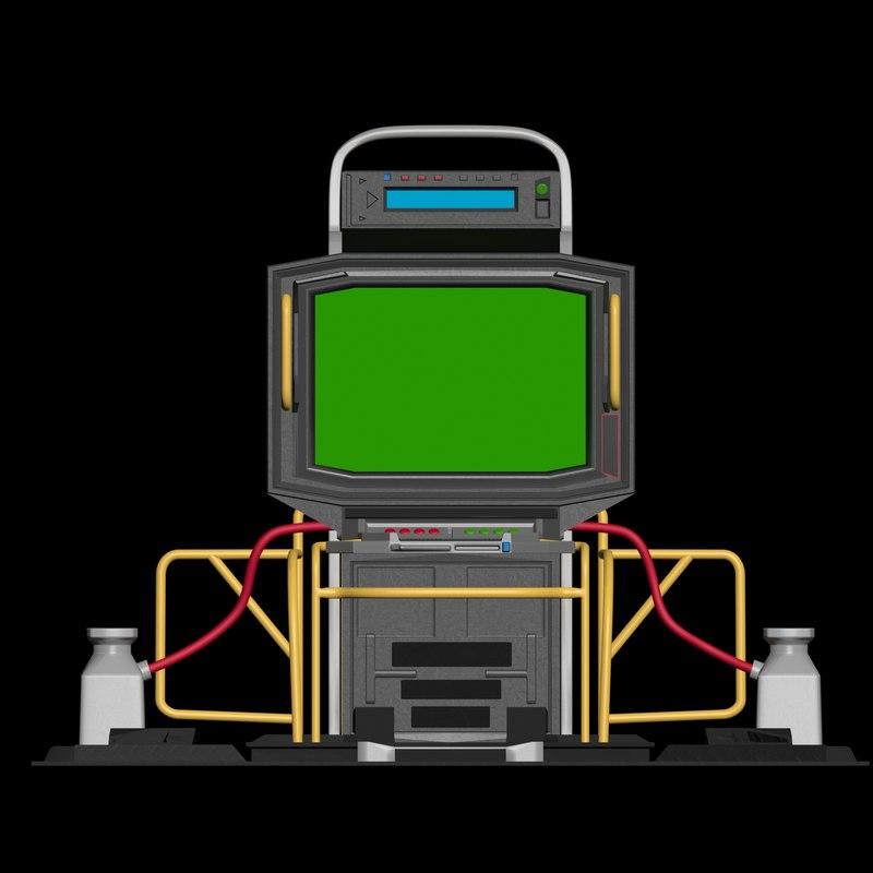 3D industrial computer