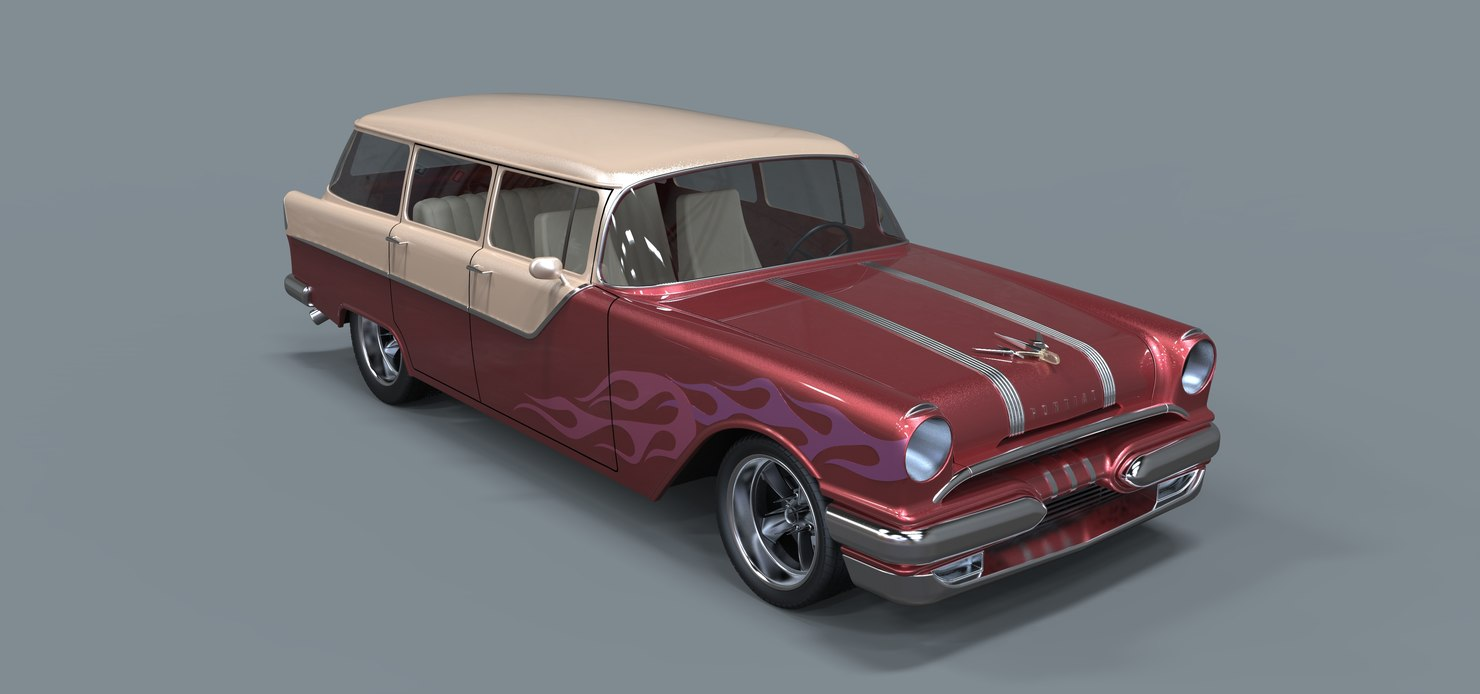 car vehicle model