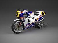 NSR Motorbike