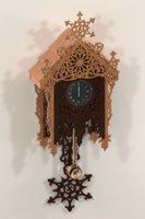 nashua c1890 clock 3D model