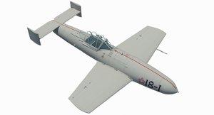 yokosuka mxy-7 ohka 3D model