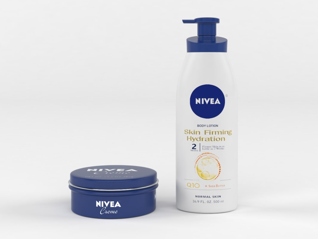 3D nivea beauty