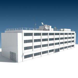 3D building 17