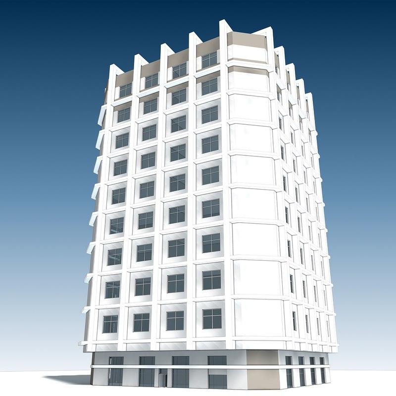 building 20 3D