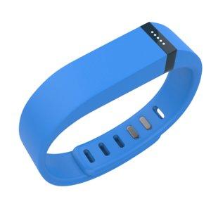 3D fitbit flex wireless activity model