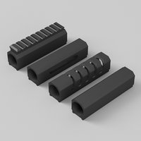 3D set blocks tippmann tipx