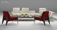 3D big sofa set
