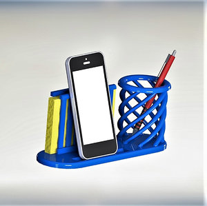 3D phone holder