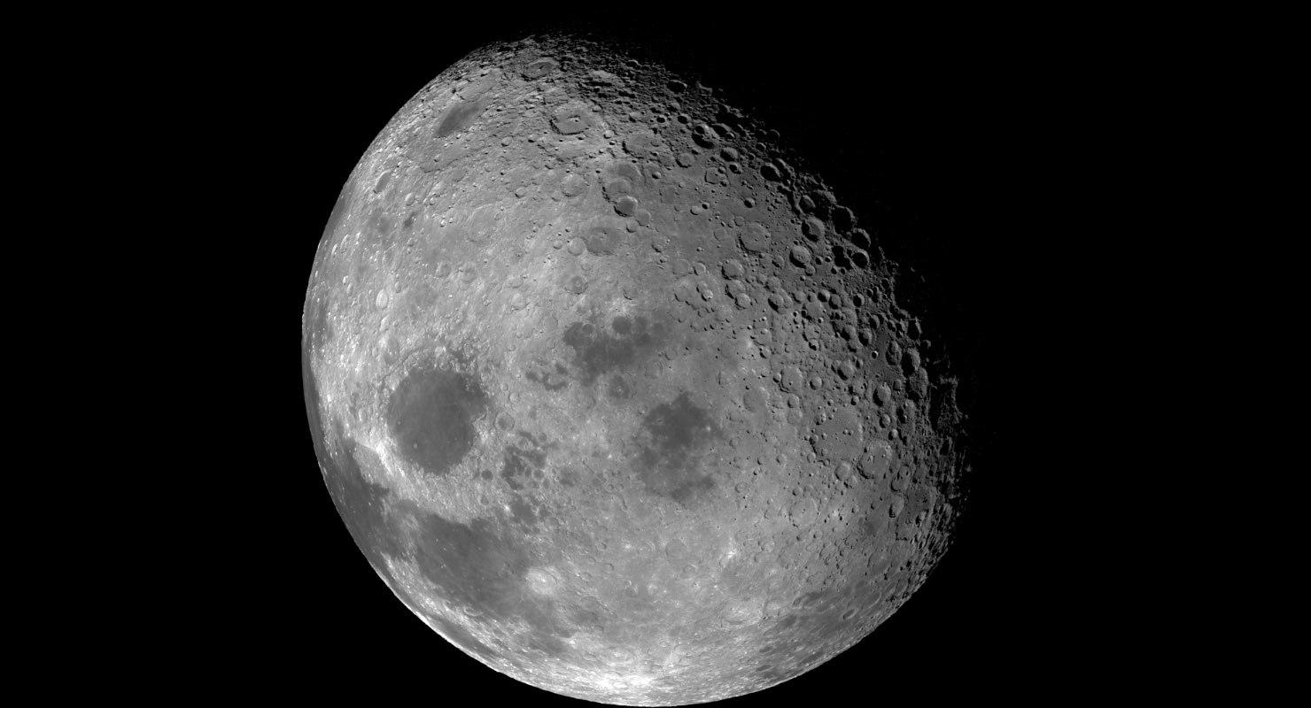 moon 78k 3D model