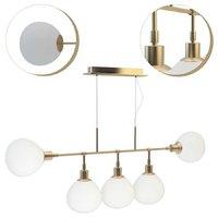 3D chandelier erich maytoni
