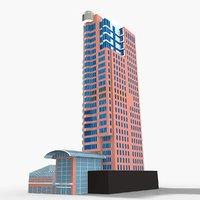 3D majestic centre