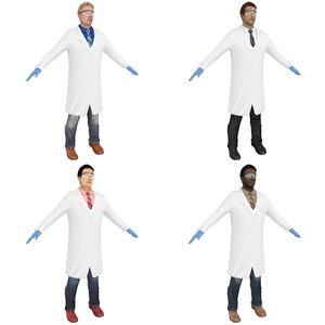 pack scientist model