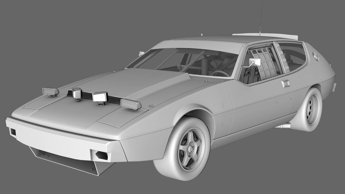 chotus elite 3D model