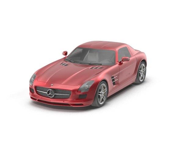 benzsls 3D model