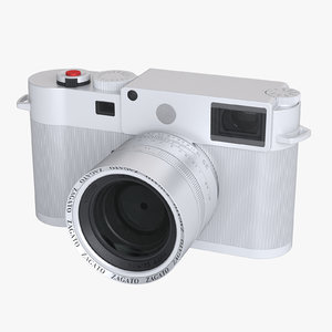 photoreal leica m10 edition 3D