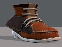 Shoes cartoonV19