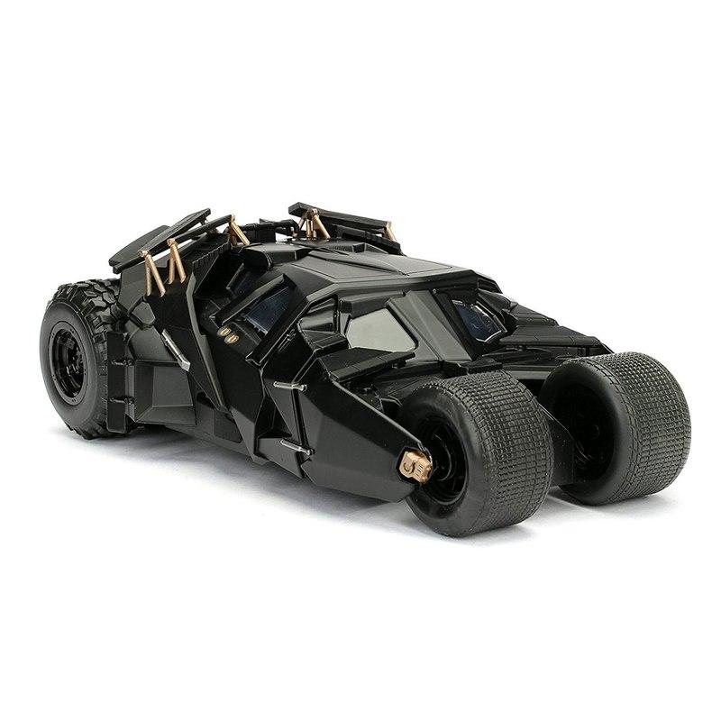 batmobile tumbler 3D model