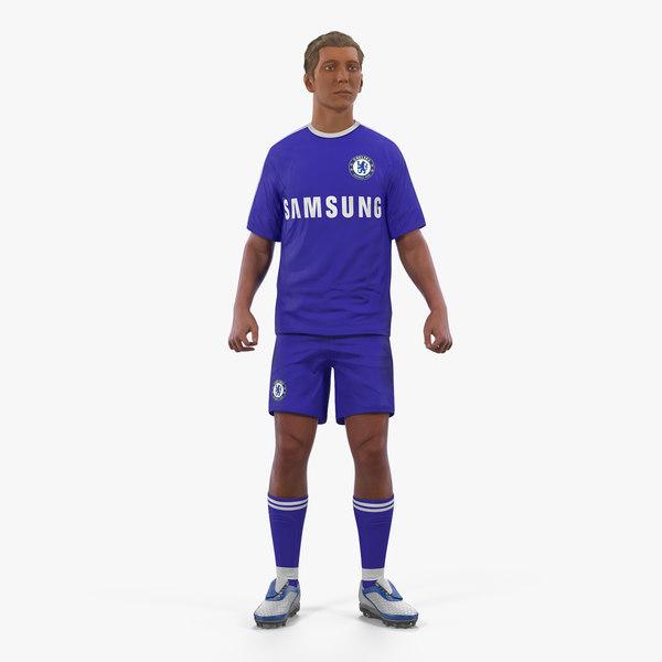 soccer football player chelsea model
