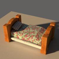 Very cute bed