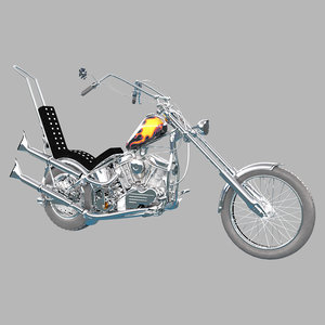chopper 3D