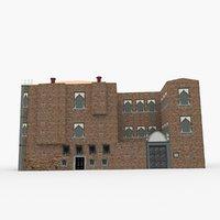 palazzo santa sofia venice 3D
