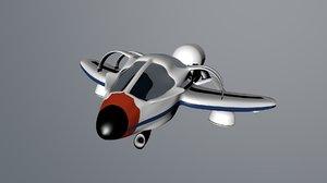 3D space flighter