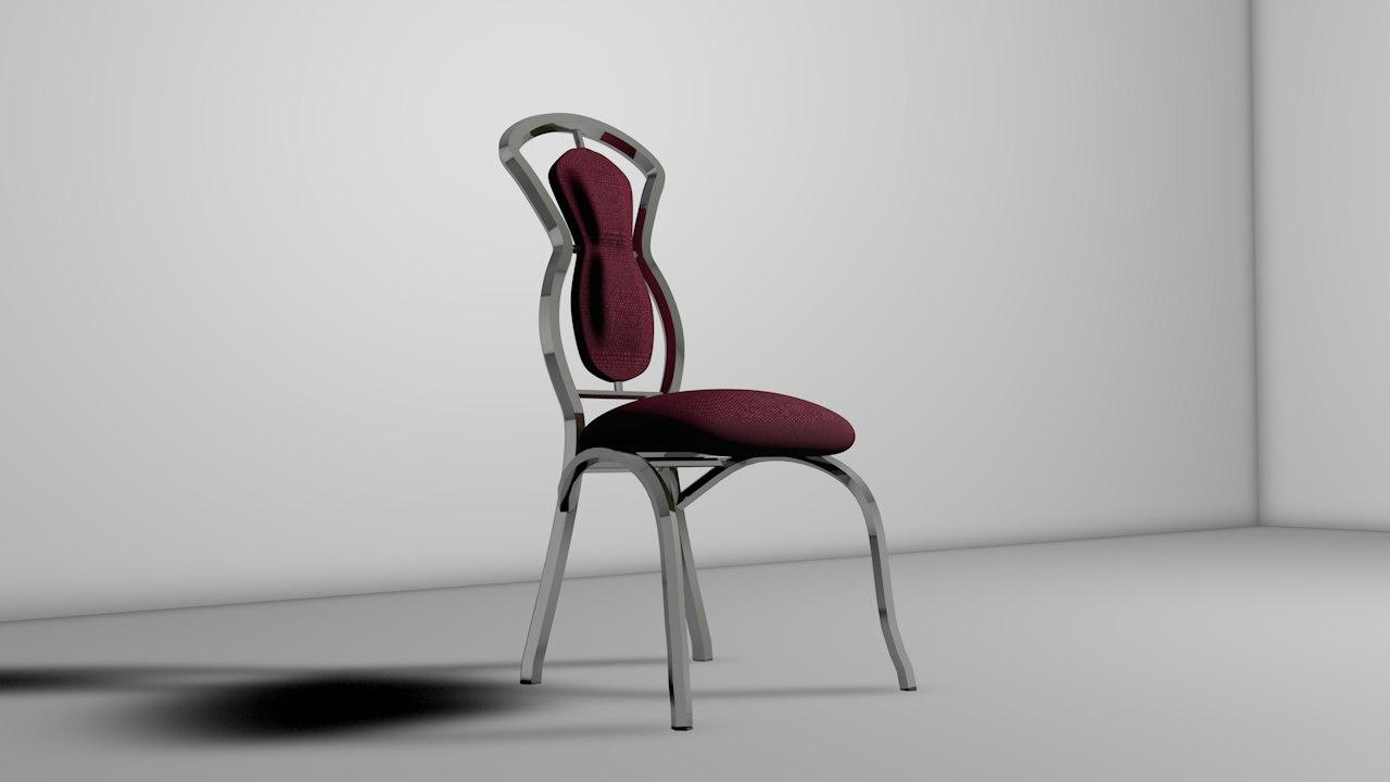 3D chair 800