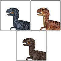 velociraptor 3 3D model