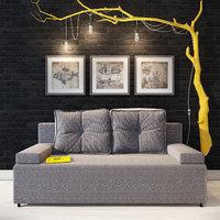 sofa lisbon hoff 3D model