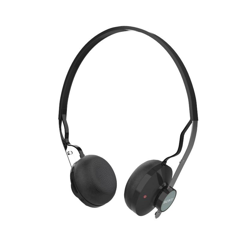 3D sony sbh60 bluetooth headset