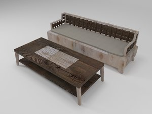 3D seat table