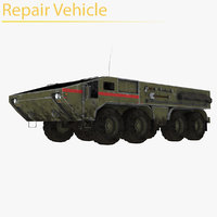 Repair Vehicle