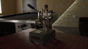 3D coffemaker